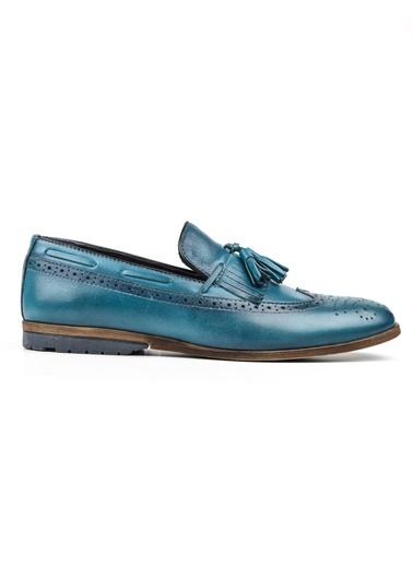 Riccardo Colli %100 Deri Klasik Ayakkabı